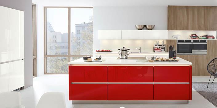 Impuls IP4050 Magafényű piros
