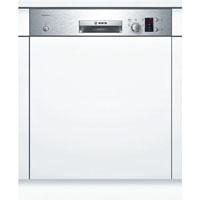 Bosch SMI25AS00E beépíthető inox kezelőpaneles mosogatógép