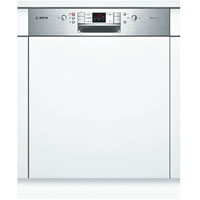 Bosch SMI50L05EU beépíthető inox kezelőpaneles mosogatógép