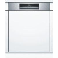 Bosch SMI88TS36E beépíthető inox kezelőpaneles mosogatógép