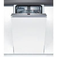 Bosch SPV53N00EU teljesen beépíthető mosogatógép