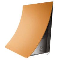 Elica NUAGE PAINTABLE F75 inox/festhető design páraelszívó