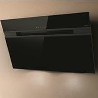 Elica STRIPE BL A90 fekete design páraelszívó