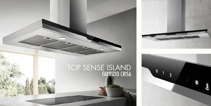 Elica TOP SENSE ISLAND
