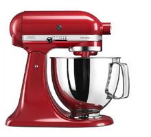 Kitchenaid Artisan robotgép piros