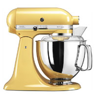 Kitchenaid Artisan robotgép sárga