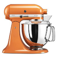 Kitchenaid Artisan robotgép narancs