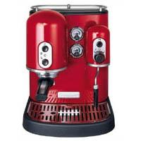 Kitchenaid kávéfőzőgép empire piros