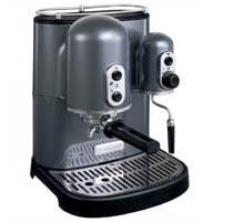 Kitchenaid kávéfőzőgép metálszürke