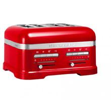Kitchenaid Artisan 4 szeletes kenyérpirító empire piros