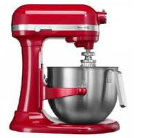 Kitchenaid professzionális robotgép III. piros