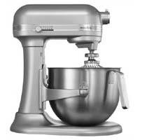 Kitchenaid professzionális robotgép III. ezüstmetál