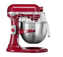 Kitchenaid professzionális robotgép V. piros