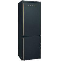 SMEG FA8003AO szabadonálló rusztikus kombinált hűtőszekrény antracit
