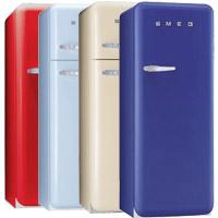 SMEG FAB28 szabadonálló retro hűtőszekrény