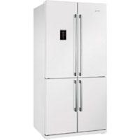 SMEG FQ60BPE side by side hűtőszekrény fehér