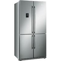 SMEG FQ60XPE side by side hűtőszekrény inox