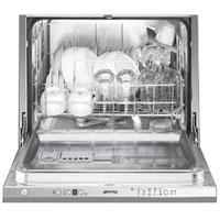 SMEG STC75 teljesen integrált kompakt mosogatógép 60 cm