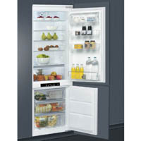 Whirlpool ART 890/A++/NF beépíthető hűtőszekrény