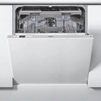 Whirlpool WEIC 3C26 F beépíthető mosogatógép