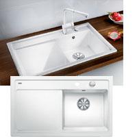 Blanco ZENAR 45S KERÁMIA PuraPlus® mosogatótál