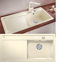 BlancoZENAR XL 6S KERÁMIA PuraPlus® mosogatótál