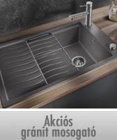Akciós Blanco gránit mosogatók