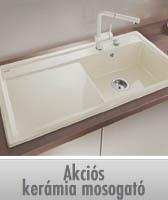 Akciós Blanco kerámia mosogatók