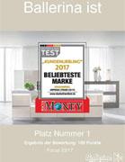 2017 Németország kedvenc konyha márkája