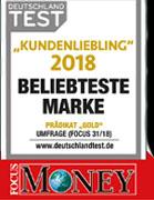 2017-2018 Németország kedvenc konyha márkája